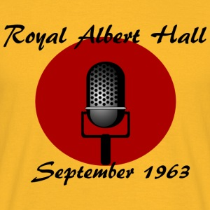 1963 Royal Albert Hall - T-shirt Homme
