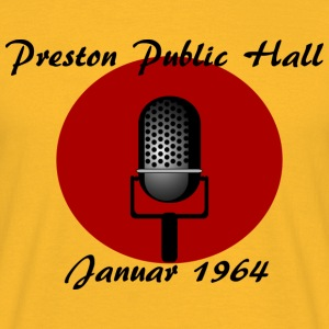 1964 Preston Public Hall - T-shirt Homme