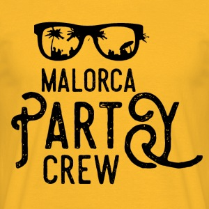 Crew Mallorca Party - T-shirt Homme