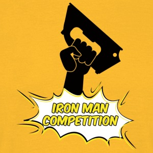 Iron Man Competition - Iron Man Competition - Men's T-Shirt