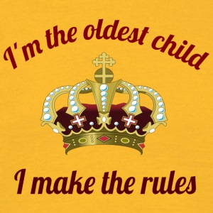 oldest child - Men's T-Shirt
