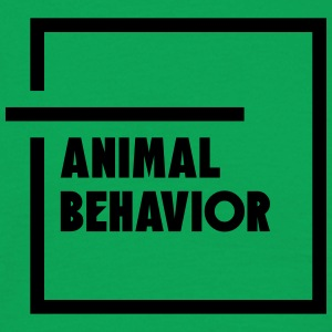Animal behavior Type black 90 - Men's T-Shirt
