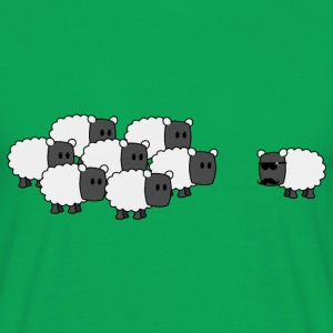 Be a cool sheep