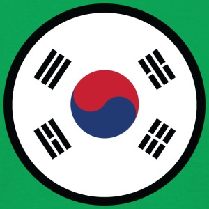 Marked By South Korea - Men's T-Shirt