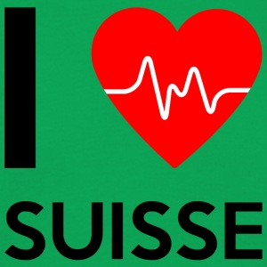 I Love Suisse - I Love Suisse - Men's T-Shirt