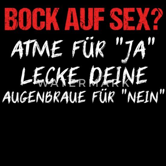 Versaute Sex Sprüche Shirt Sex Süchtiger Geschenk Rucksack Schwarz