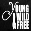 Young Wild and Free - Rucksack