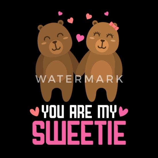Süße du bist meine Süße Sprüche: