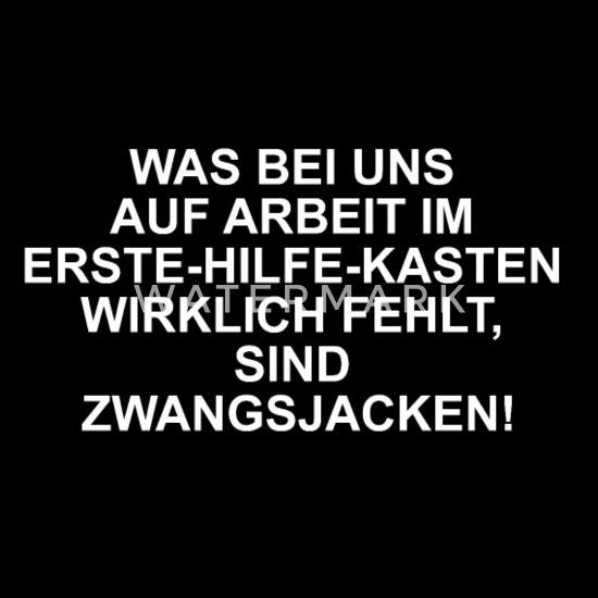 Witze Lustige Sprüche Arbeit Kollegen Geschenk Rucksack Schwarz