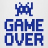 game over with sprite - Jarra de cerveza