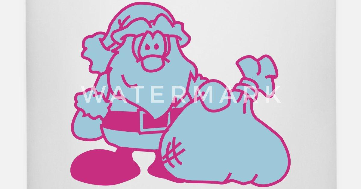 Weihnachten - Weihnachtsmann von Bembeltown-Design | Spreadshirt