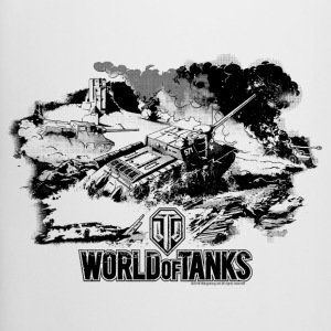 World of Tanks Battlefield Beer Mug