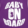 Baby On Board - T-shirt contrasté Femme