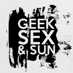 Geek Sex & Sun (noir)