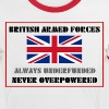 British Armed Forces - Women's Ringer T-Shirt