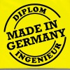 Dipl-Ing - Made in Germany - Warnweste