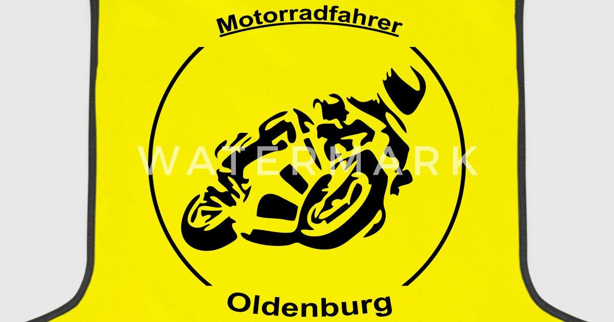 logo motorradfahrer oldenburg von moto ol spreadshirt. Black Bedroom Furniture Sets. Home Design Ideas