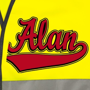 Alan - The name as a sport swash