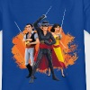Zorro The Chronicles Ines Bernardo Don Diego - Kids' T-Shirt