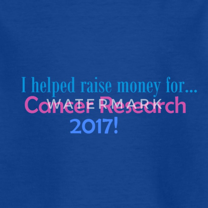 CANCER RESEARCH 2017! - Kids' T-Shirt