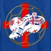 England george cross union jack football - Kids' T-Shirt