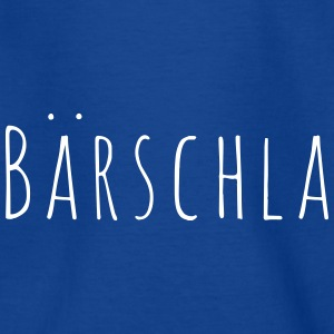 Bärschla - amatica - Kinder T-Shirt