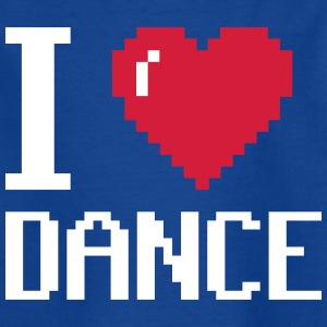 Love Dance - T-skjorte for barn