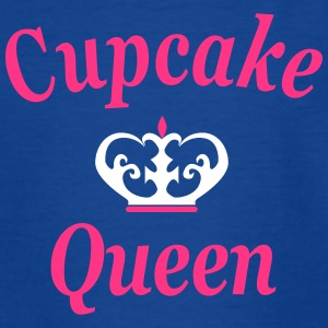 cupcake queen - Kinder T-Shirt