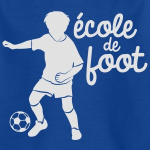 Ecole de Football - T-shirt Enfant