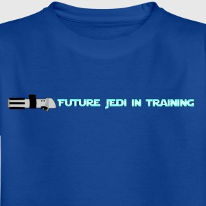 Future Jedi in Training - Kids' T-Shirt