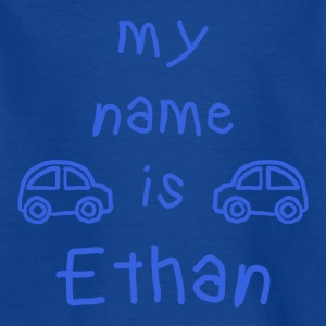 ETHAN MY NAME IS