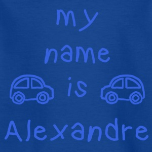 ALEXANDRE MY NAME IS - T-shirt Enfant