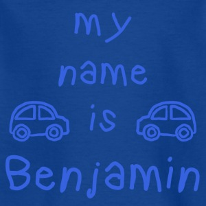 BENJAMIN MEIN NAME - Kinder T-Shirt