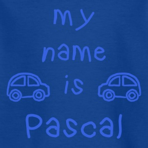 PASCAL MY NAME IS - T-shirt Enfant