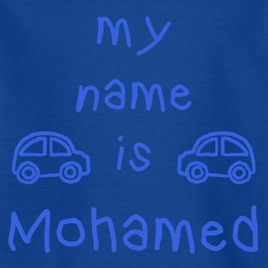 My Name Is MOHAMED - Lasten t-paita