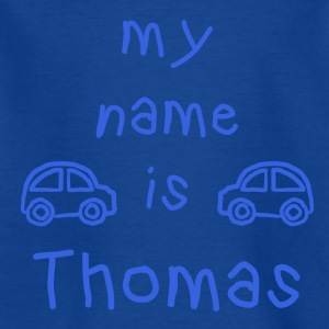 THOMAS MY NAME IS - T-shirt Enfant