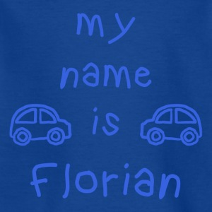 FLORIAN MY NAME IS - T-shirt Enfant