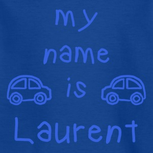 LAURENT MY NAME IS - T-shirt Enfant