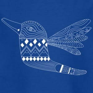 Kolibri - hummingbird - Kinder T-Shirt