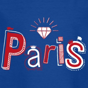 Paris - Kinder T-Shirt