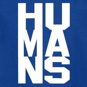 humans - Kids' T-Shirt