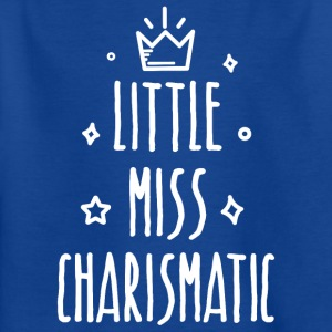 Little miss Charismatic - T-shirt barn