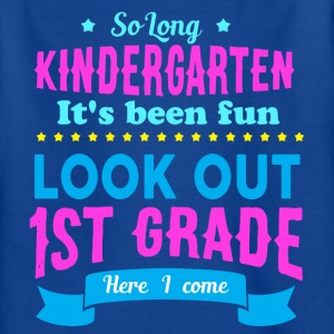 KINDERGARTEN - 1: a klass - Första klass - T-shirt barn