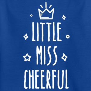 Little Miss Munter - Børne-T-shirt