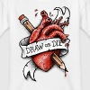 Draw or Die - T-shirt Enfant