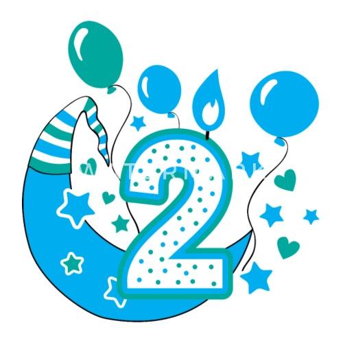 Second Birthday Boy 2nd Gift By Melia321