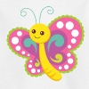 Bunter Schmetterling - Kinder T-Shirt