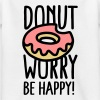 Donut worry, be happy! - Kinder T-Shirt