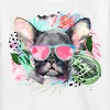 Animal Planet Cute Frenchie With Sunglasses - Kids' T-Shirt