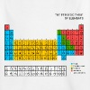 Periodic Table of elements - Kinderen T-shirt